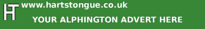 Alphington: Your Advert Here