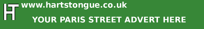 Paris Street: Your Advert Here