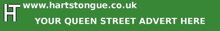 Queen Street: Your Advert Here