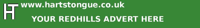 Redhills: Your Advert Here