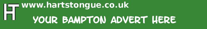 Bampton: Your Advert Here