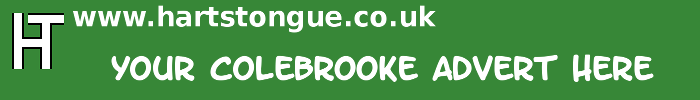Colebrooke: Your Advert Here