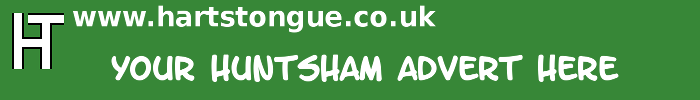 Huntsham: Your Advert Here