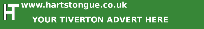 Tiverton: Your Advert Here