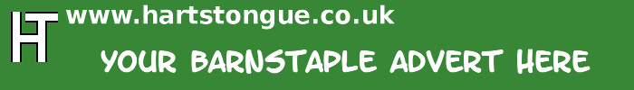 Barnstaple: Your Advert Here