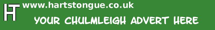 Chulmleigh: Your Advert Here