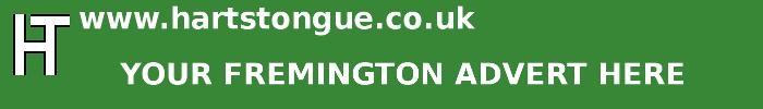 Fremington: Your Advert Here
