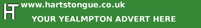 Yealmpton: Your Advert Here