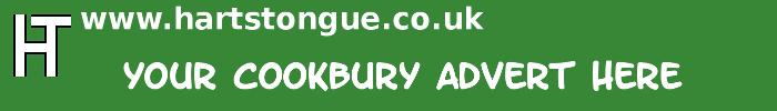 Cookbury: Your Advert Here