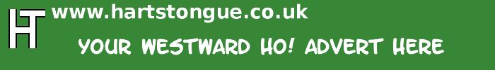 Westward Ho!: Your Advert Here