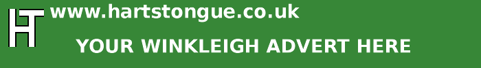 Winkleigh: Your Advert Here