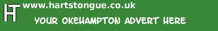 Okehampton: Your Advert Here